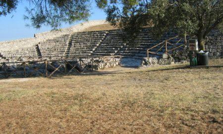 L'itinerario archeologico e L'area archeologica di Akrai