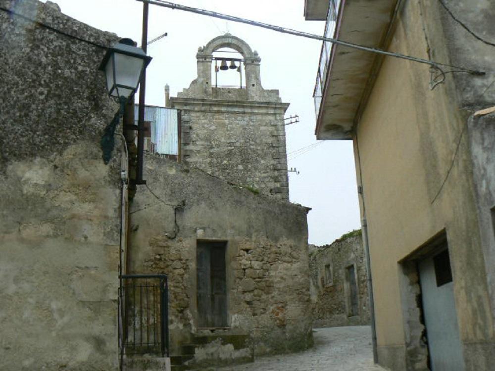 La Torre dell'Orologio - Palazzolo Acreide centro storico