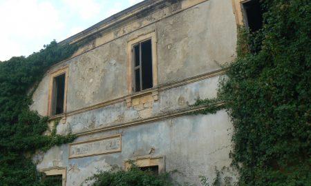 La vecchia stazione ferroviaria di Palazzolo Acreide