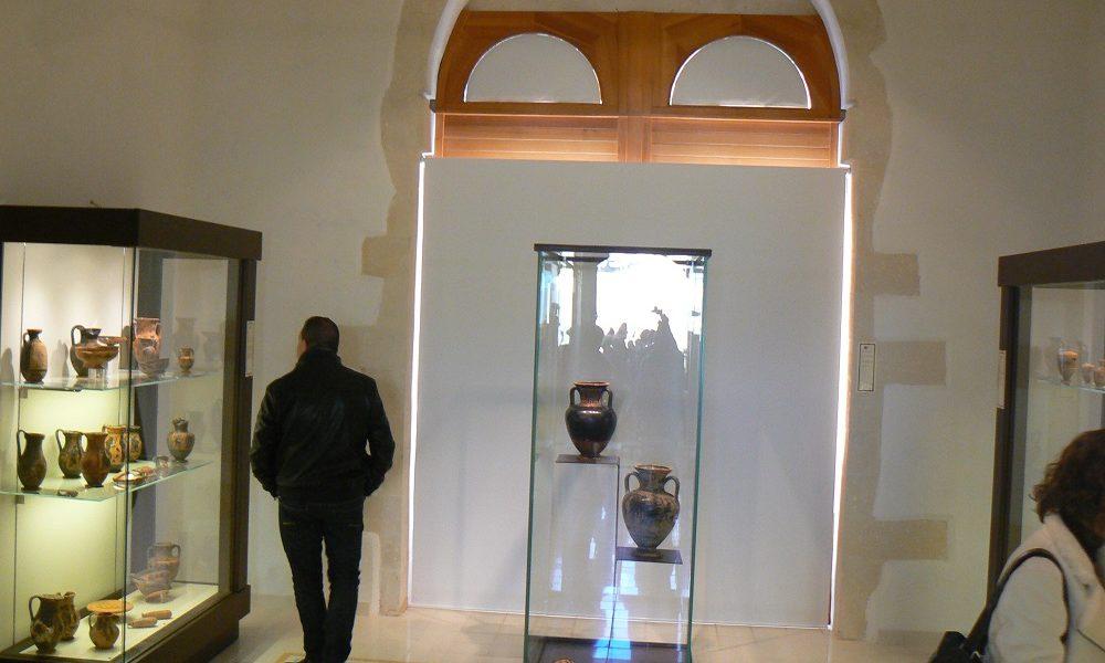 Tra le tante cose da vedere a Palazzolo Acreide non possiano non citare il museo archeologico di palazzo Cappellani