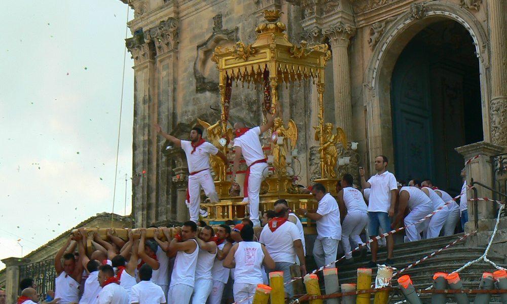 La festa di San Sebastiano