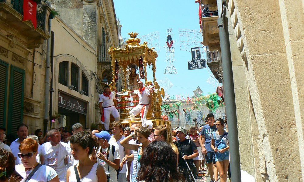 La festa di San Sebastiano a Palazzolo Acreide