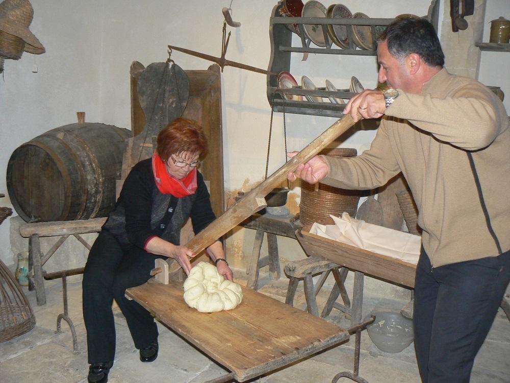 mestieri antichi - La preparazione del pane