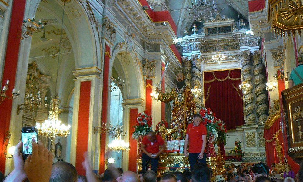 La festa di San Paolo a Palazzolo Acreide del mese di giugno