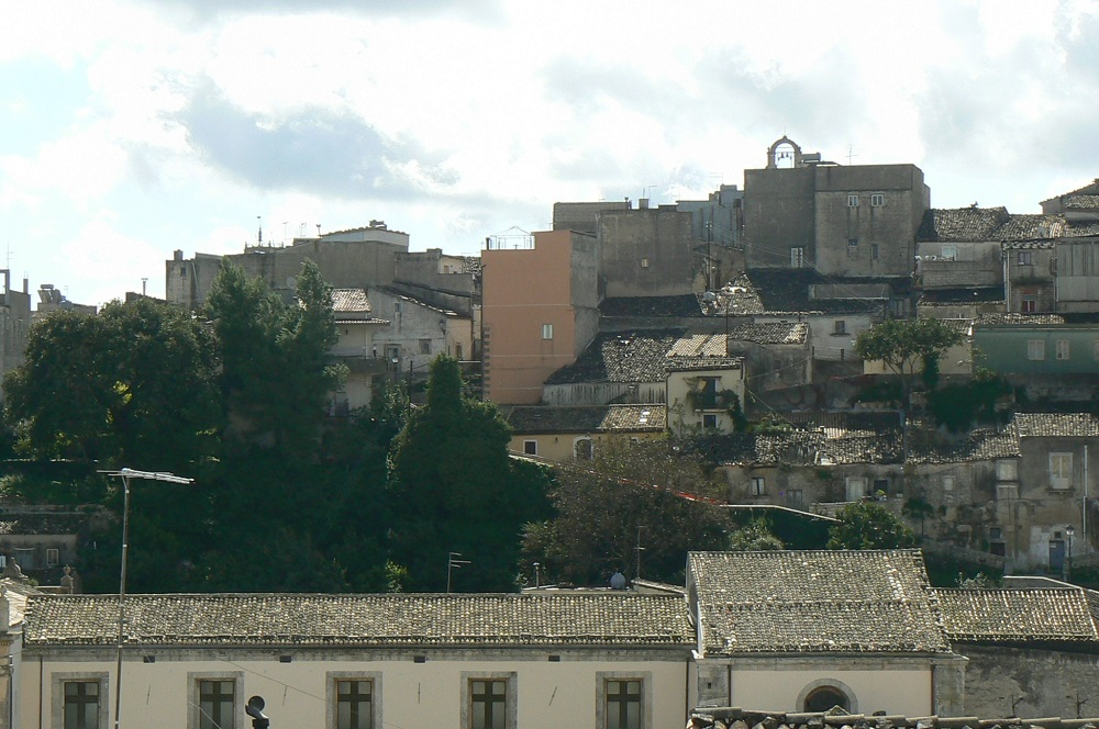 Una veduta del quartiere Orologio e Lenza