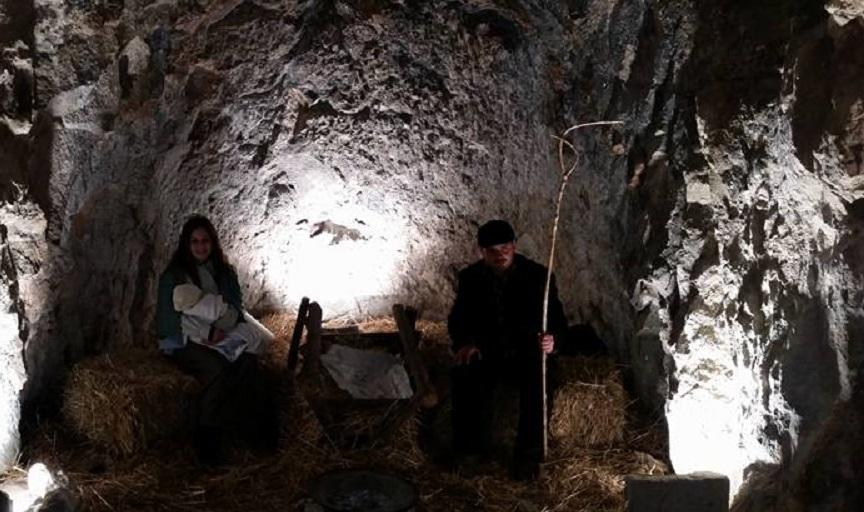 Il presepe vivente al quartiere di San Michele a Palazzolo Acreide