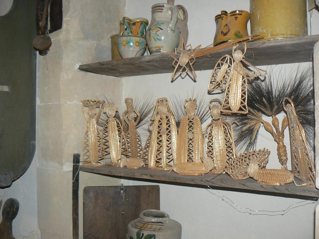 Altro presepe alla casa museo Uccello di Palazzolo