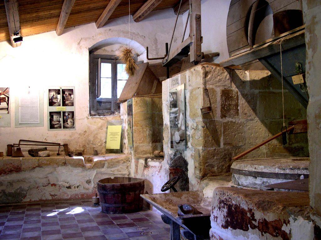 Il mulino ad Acqua santa Lucia riconosciuto Ecomuseo