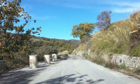 Strada Palazzolo Giarratana