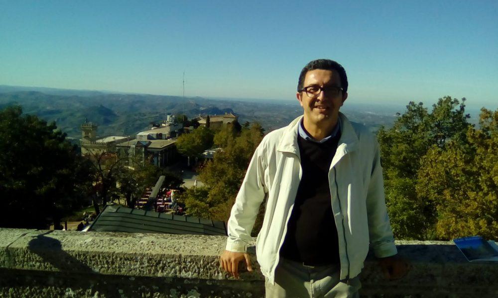 Fabio Messina scrittore di Palazzolo