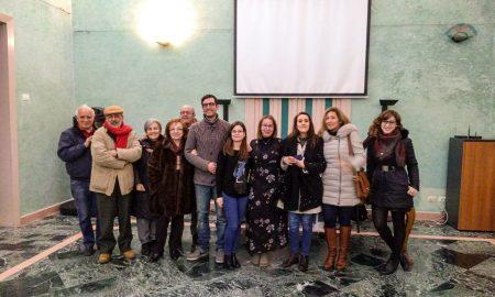 Il gruppo di Archeoclub di Palazzolo