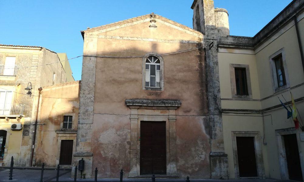 L'esterno della chiesa di San Francesco