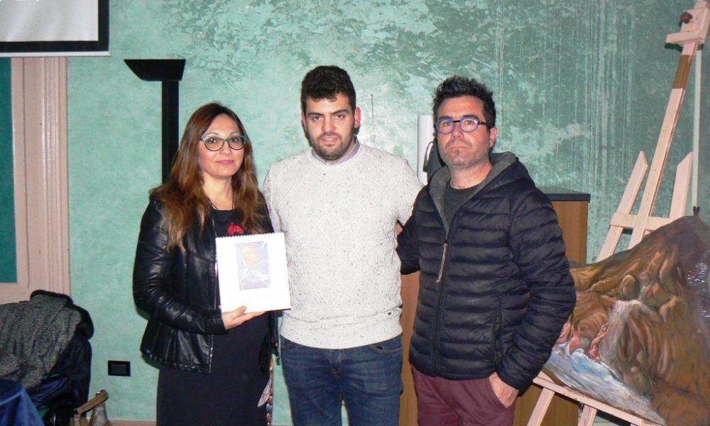 La presentazione del calendario Eumenidi a Palazzolo