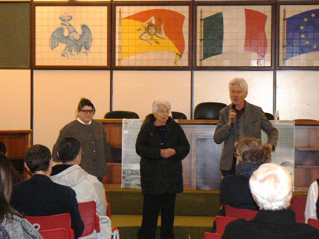 Il dibattito sul premio Fava che si è svolto a Palazzolo Acreide