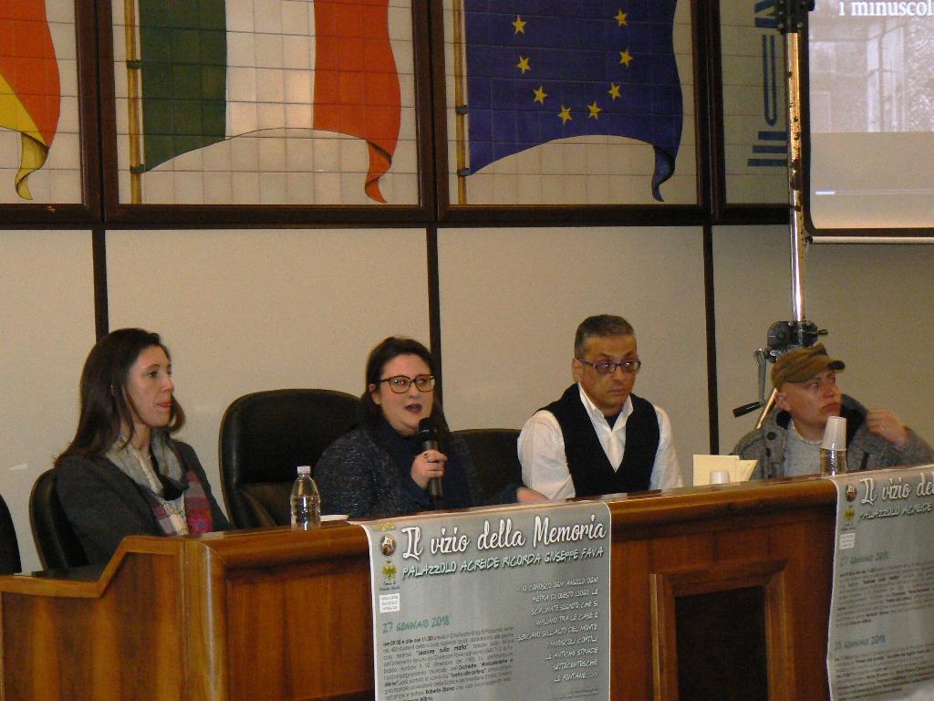 Il dibattito sul premio Fava a Palazzolo Acreide