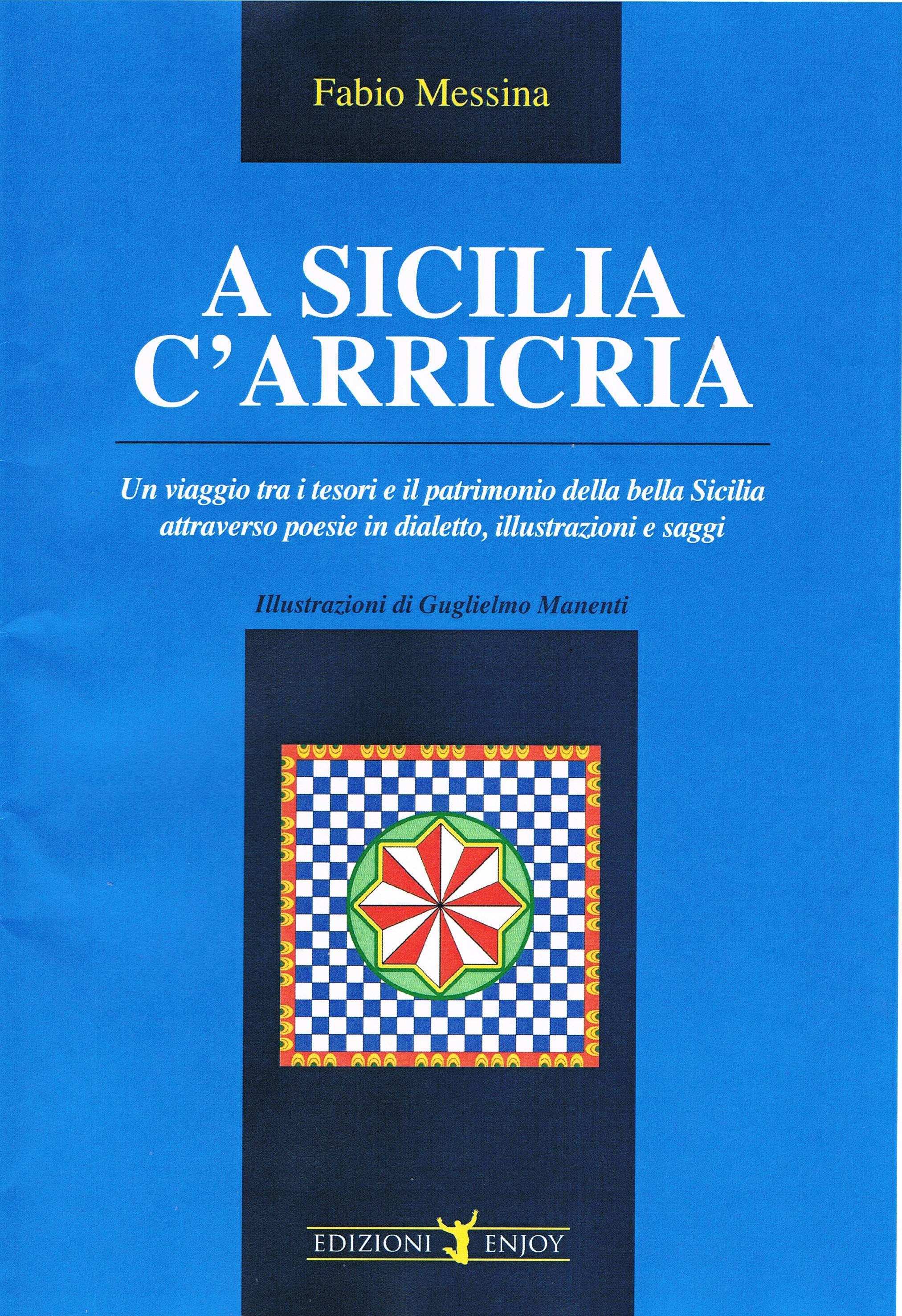 Copertina del libro di Fabio Messina