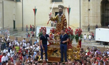 Festa San Paolo estate a Palazzolo Acreide