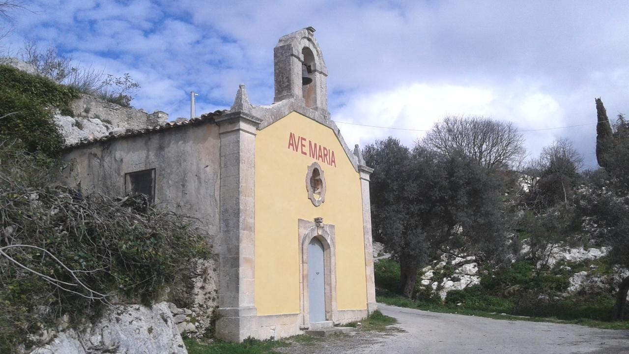 Esterno chiesa Madonna delle Grazie di Palazzolo
