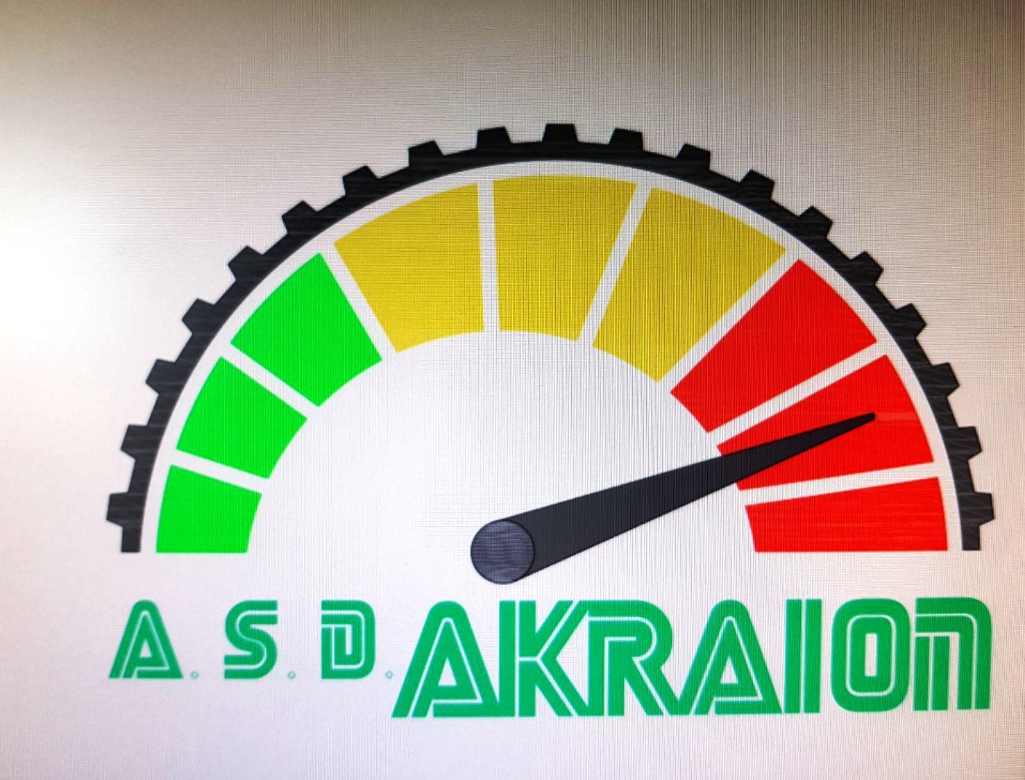 Il logo dell'associazione Akraion