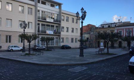 Piazza Giovanni Nigro Palazzolo Acreide