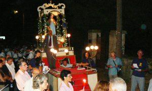 Santa Lucia di Mendola festa