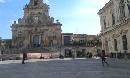 Piazza San Sebastiano a Palazzolo