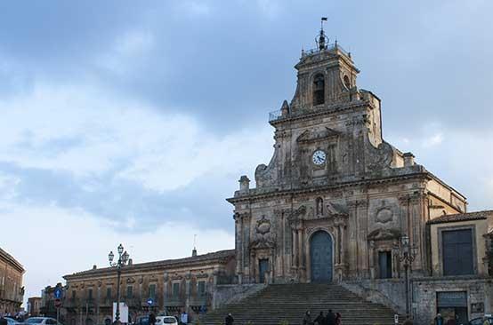 La basilica di San Sebastiano a Palazzolo