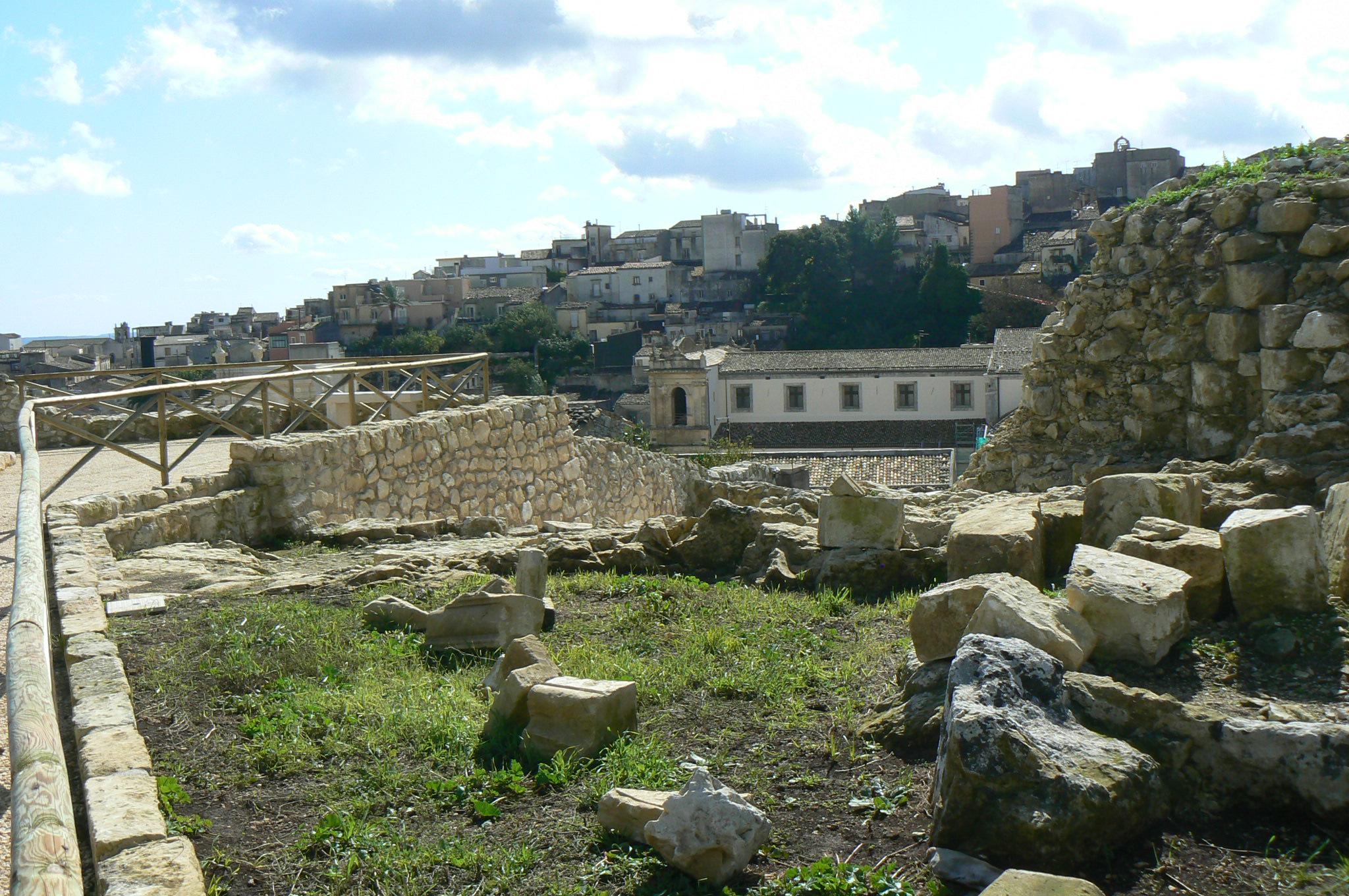 Altri resti del Castello medievale di Palazzolo