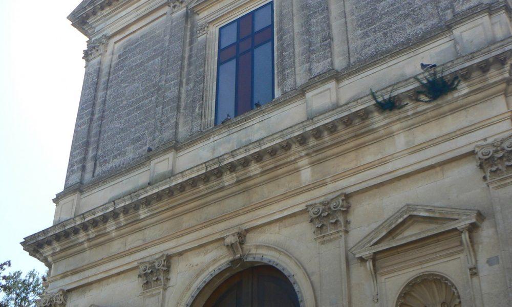 Chiesa del Convento dei padri Cappuccini a Palazzolo