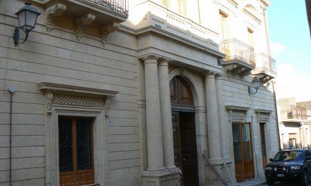Palazzo Cappellani a Palazzolo