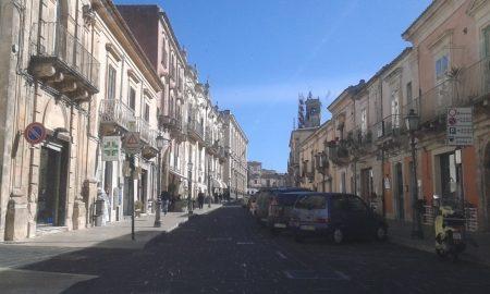 Corso Vittorio Emanuele Centro Storico