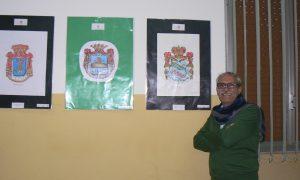 Salvatore Distefano curatore della mostra alla biblioteca di Palazzolo