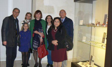 La mostra sui reperti inaugurata al museo Cappellani di Palazzolo