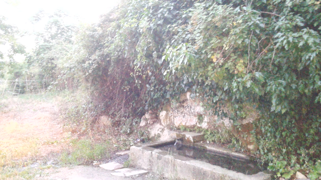 L'antica sorgente di San Giovanni