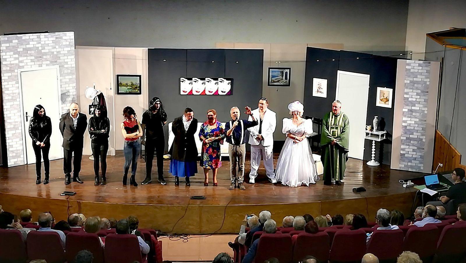 La compagnia teatrale palazzolese Cesare Cannata