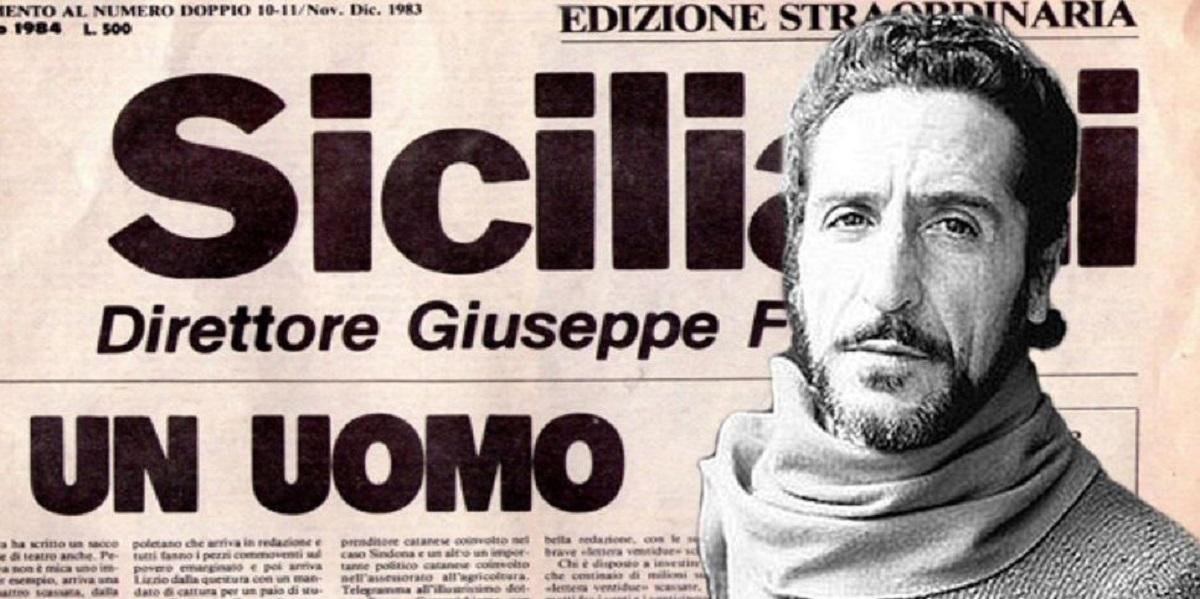 "Giuseppe Fava direttore de ""I siciliani"""