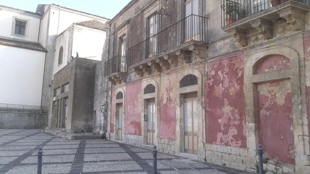 I locali di San Nicolò dove si faranno i lavori