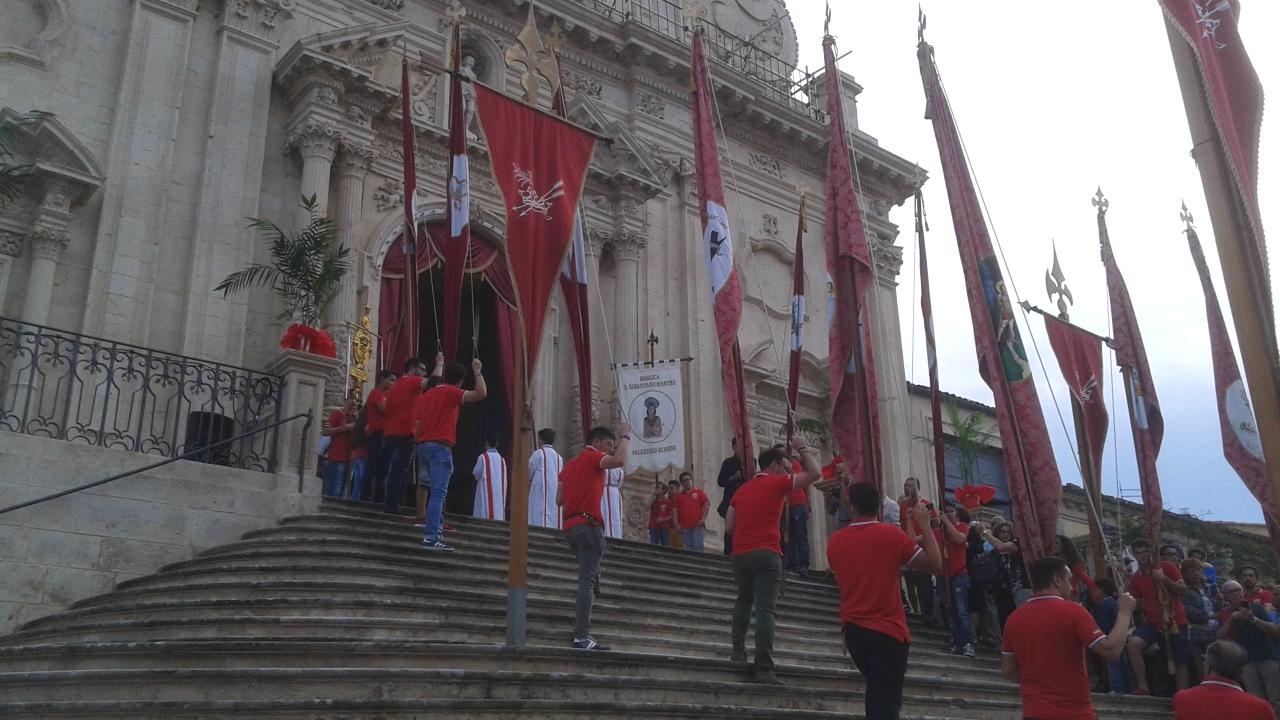 La riapertura della basilica di San Sebastiano