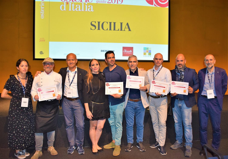 Osterie Sicilia