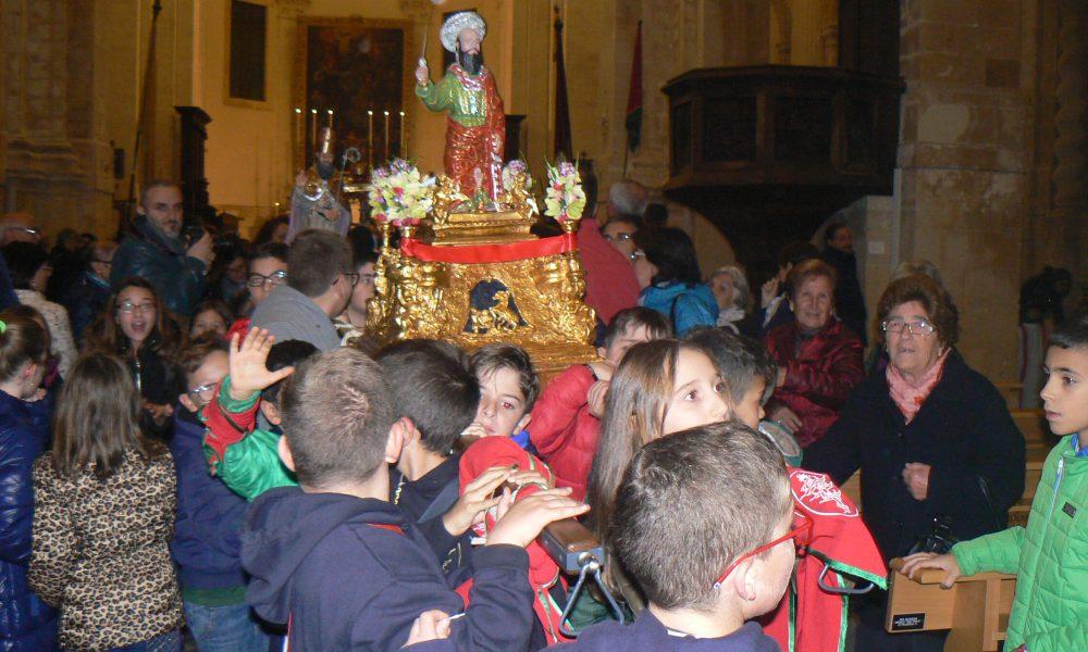 Festa delle varette a Palazzolo