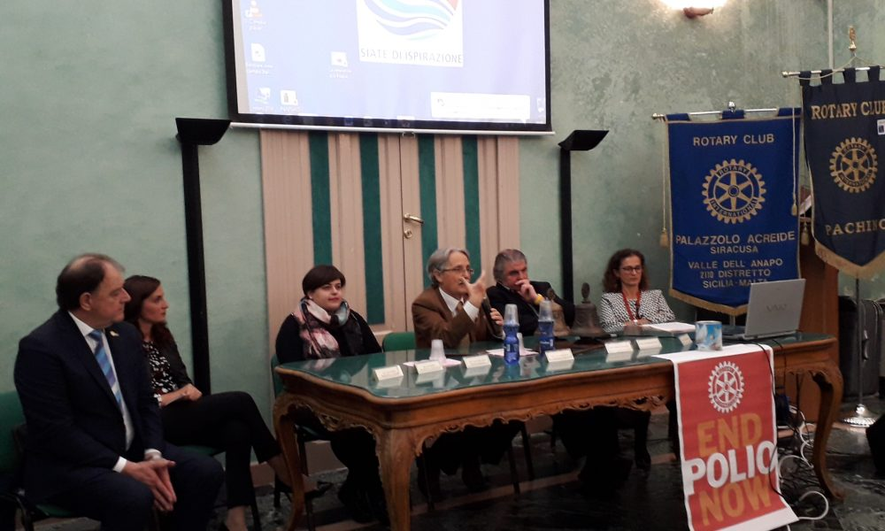 Conferenza Rotary sulla Grande guerra