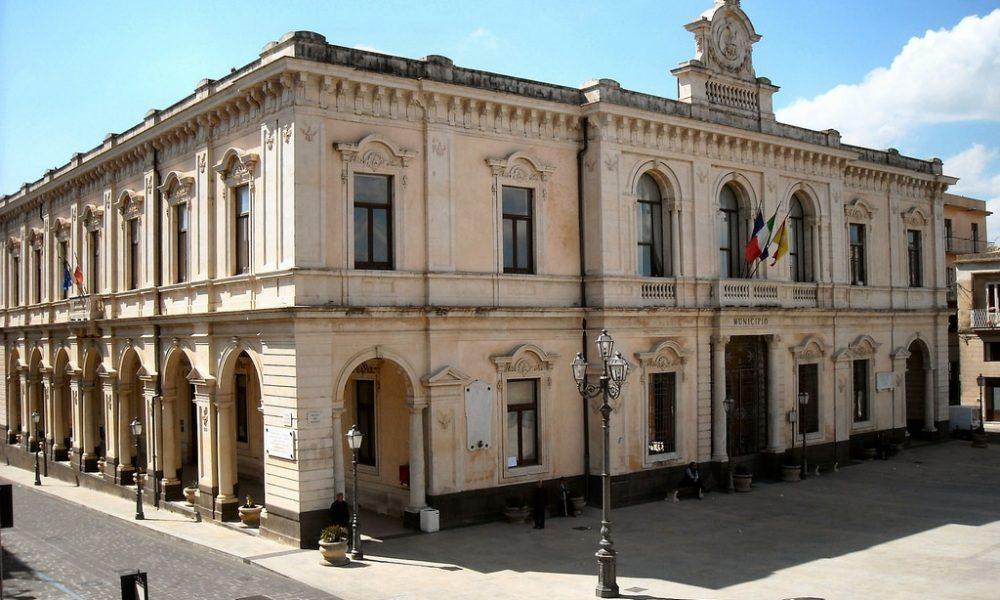 Palazzo Comunale-Palazzolo Acreide
