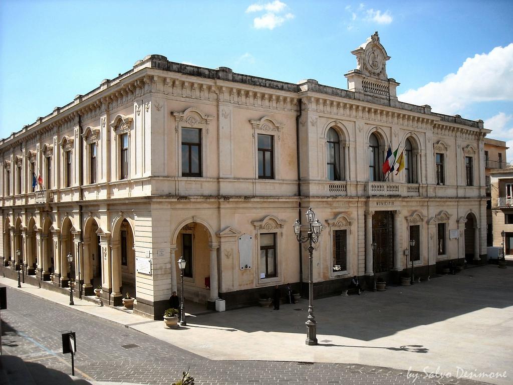 Palazzo Comunale Palazzolo