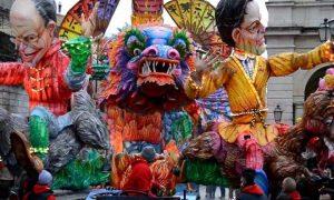 Palazzolo Acreide Carnevale 1