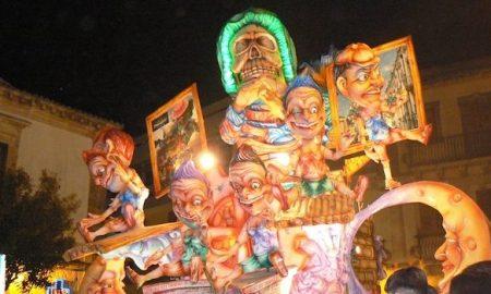 Carro Palazzolo Carnevale