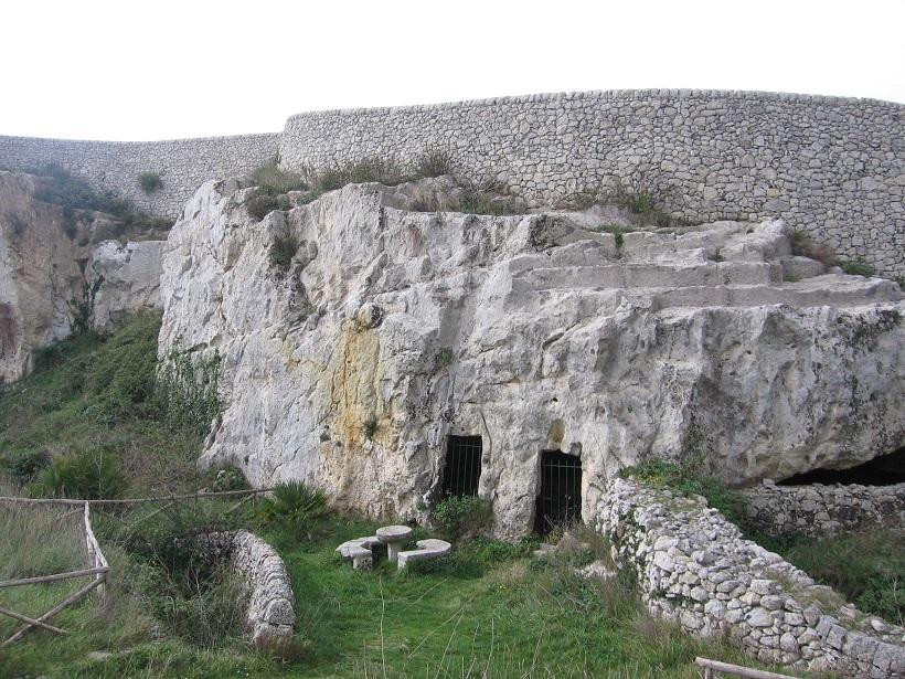 Lappartamento Trogloditico Bizantino