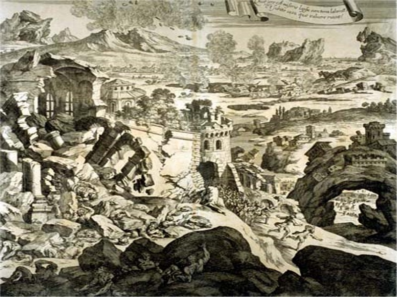 1693 Sicily Earthquake