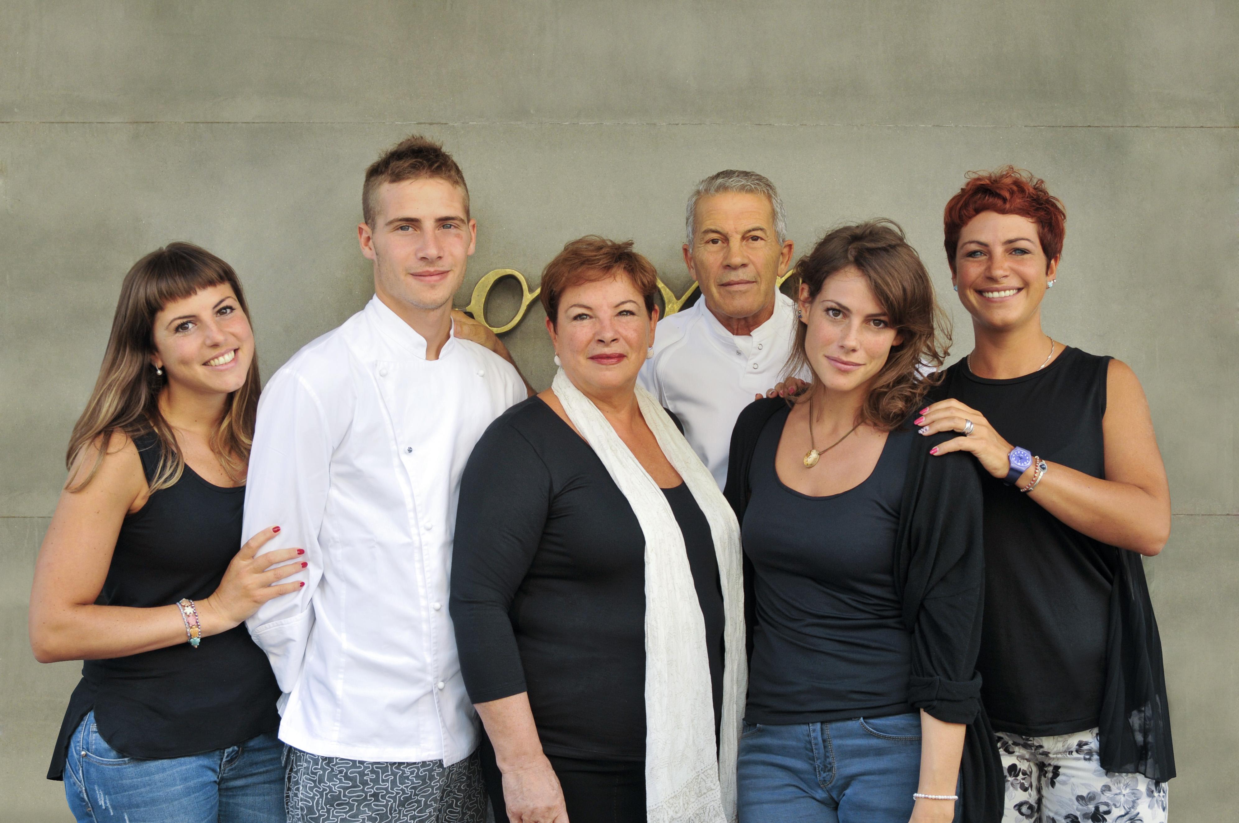 La famiglia Corsino Monaco oggi
