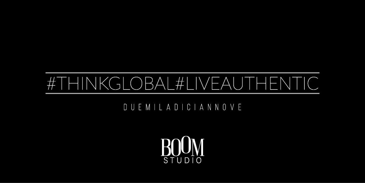 Il calendario di Boom studio