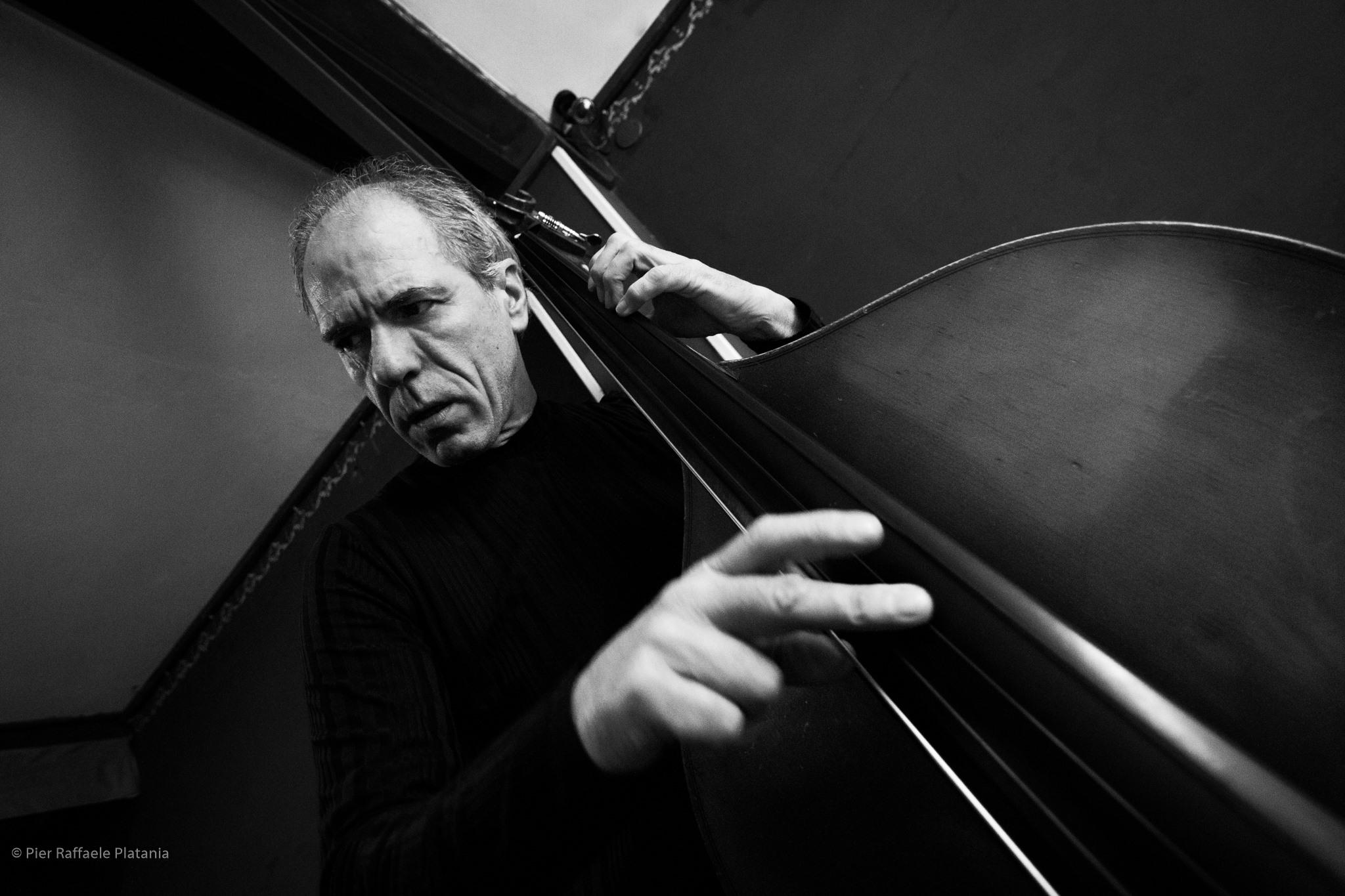 Alberto Amato dell'Amato Jazz Trio
